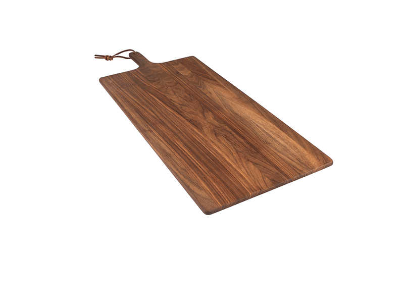 Very Wide Dutch serving board kiaat